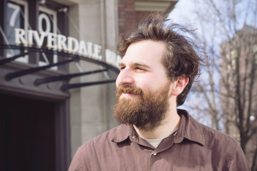 Daniel Rotsztain, Urban Geographer, Riverdale Library, Toronto, Illustrations, Illustrator, Artist, Man