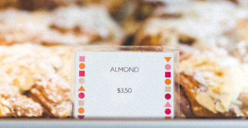 Almond Croissants, Nadege