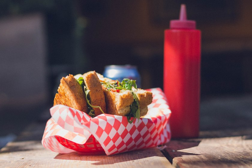 food, grilled cheese, yum, ketchup, sandwich, toronto, the grilled cheese, restaurant
