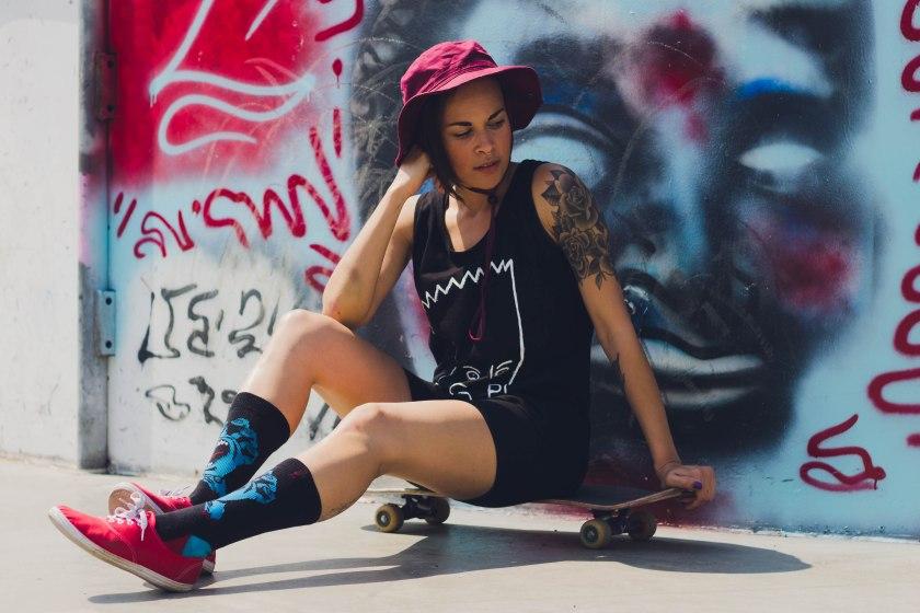Toronto, model, skateboard, skater