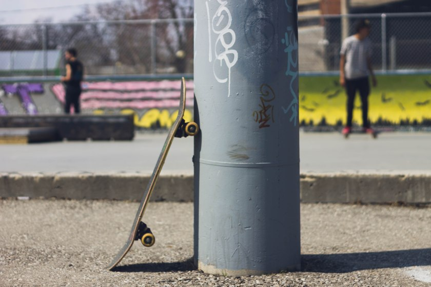 Dunbat Skatepark