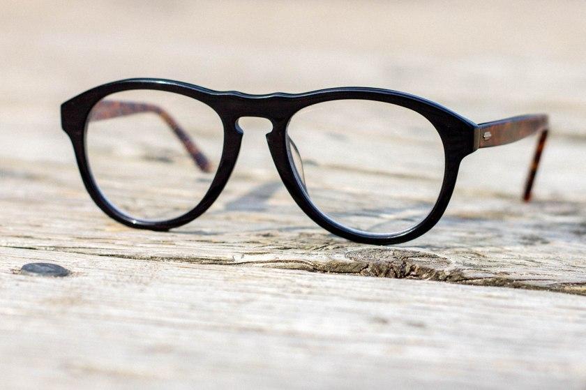 glasses, still life, boardwalk