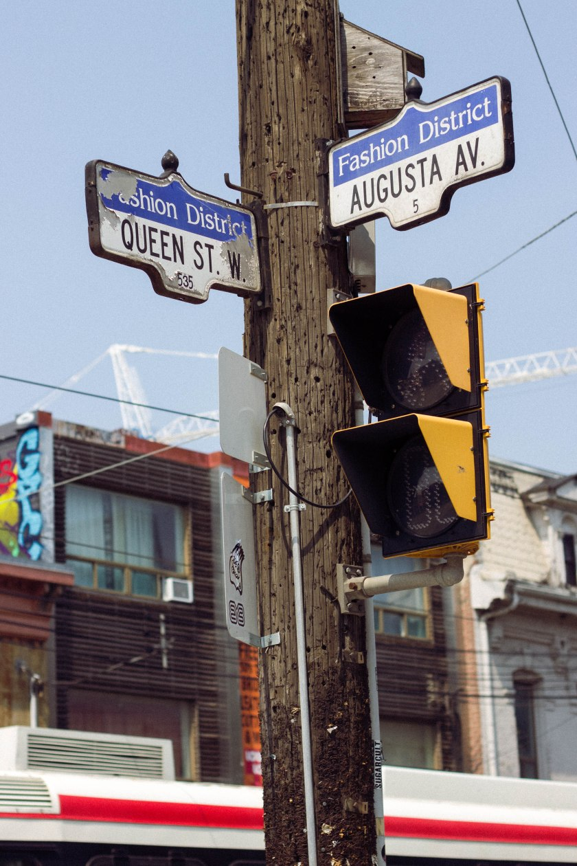 Queen and Augusta