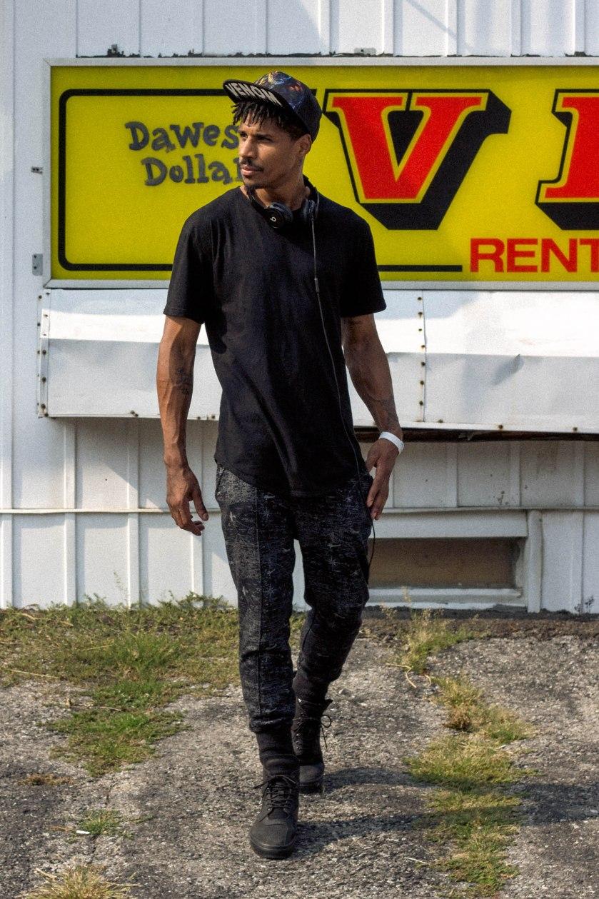 Portrait, Toronto, Man, Hip Hop,