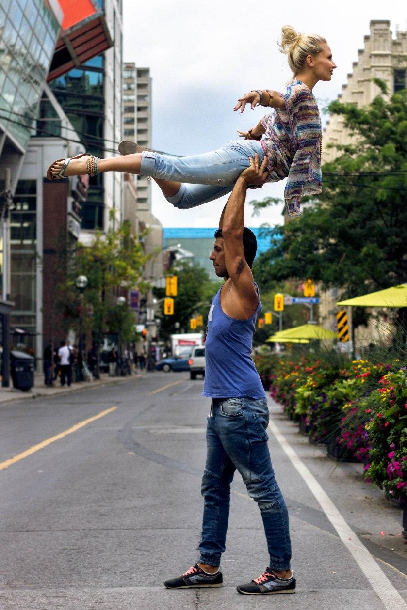 Miranda and Ryan